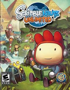 Постер Scribblenauts Unlimited
