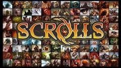 Постер Scrolls