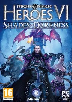Постер Might & Magic Heroes VI: Shades of Darkness