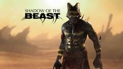 Постер Shadow of the Beast