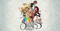 Постер Shiness: The Lightning Kingdom
