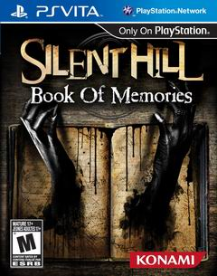 Постер Silent Hill: Book of Memories