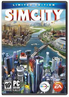 Постер SimCity (2013)