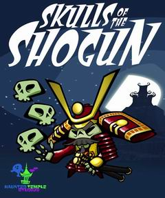 Постер Skulls of the Shogun