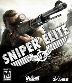 Постер Sniper Elite V2