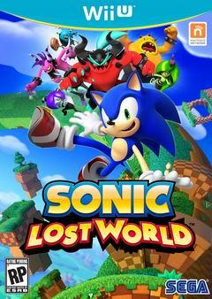 Постер Sonic Lost World
