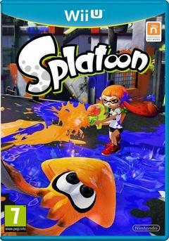 Постер Splatoon