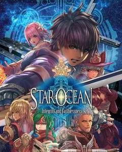 Постер Star Ocean 5: Integrity and Faithlessness