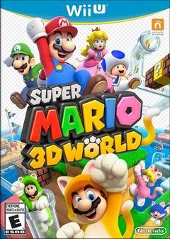 Постер Super Mario 3D World