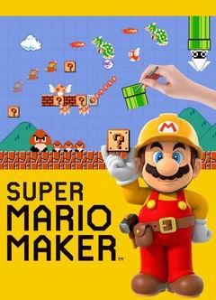 Постер Super Mario Maker
