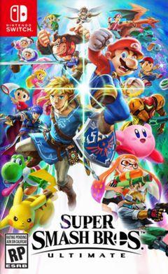 Постер Super Smash Bros. Ultimate
