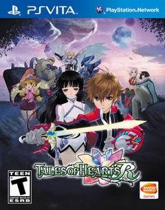 Постер Tales of Hearts R