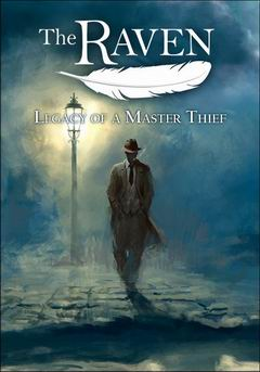 Постер The Raven: Legacy of a Master Thief