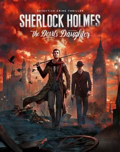 Постер Sherlock Holmes: The Devil's Daughter