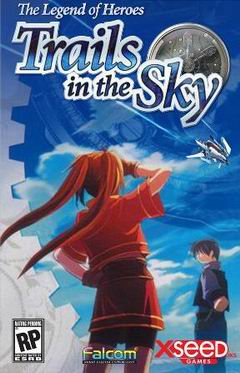Постер The Legend of Heroes: Trails in the Sky