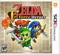 Постер The Legend of Zelda: Tri Force Heroes