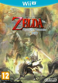 Постер The Legend of Zelda: Twilight Princess HD