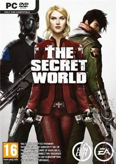 Постер The Secret World