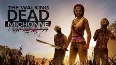 Постер The Walking Dead: Michonne