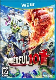 Постер The Wonderful 101