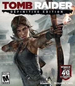 Постер Tomb Raider: Definitive Edition