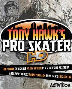 Постер Tony Hawk Pro Skater HD
