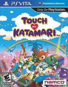 Постер Touch My Katamari