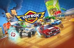 Постер Toybox Turbos