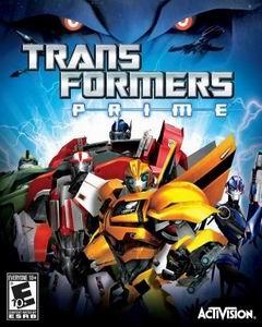 Постер Transformers: Prime The Game