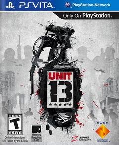 Постер Unit 13