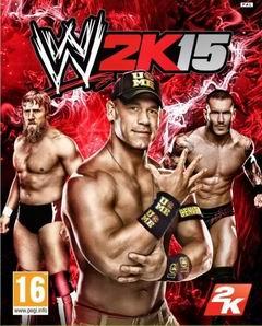 Постер WWE 2K15