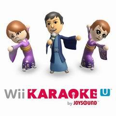 Постер Wii Karaoke U
