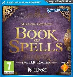 Постер Wonderbook: Book of Spells