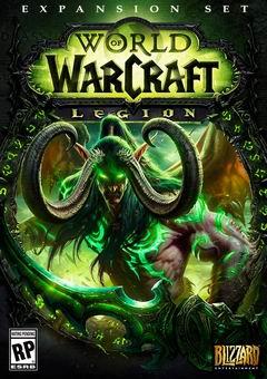 Постер World of Warcraft: Legion
