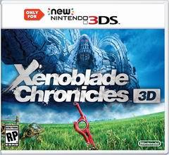 Постер Xenoblade Chronicles 3D
