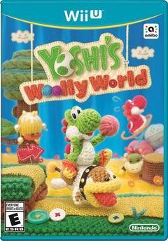 Постер Yoshi's Woolly World