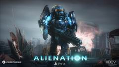 Постер Alienation