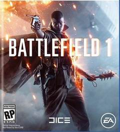 Постер Battlefield 1