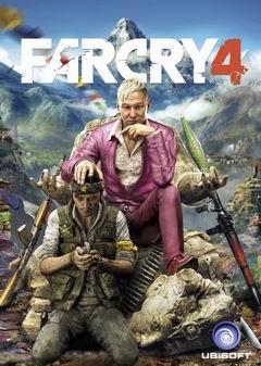 Постер Far Cry 4