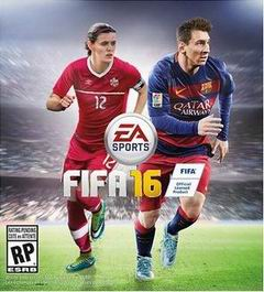 Постер FIFA 16