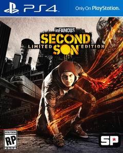 Постер inFamous: Second Son