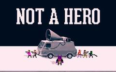 Постер Not a Hero