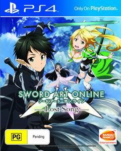 Постер Sword Art Online: Lost Song