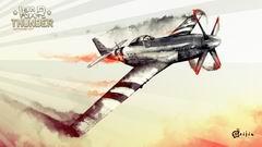Постер War Thunder