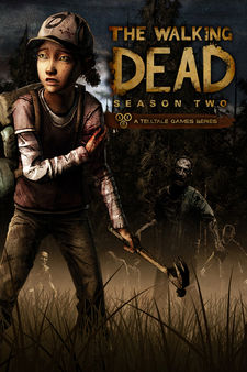 Постер The Walking Dead: Season 2