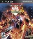 Постер Ultimate Marvel vs. Capcom 3