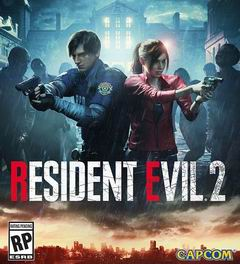 Постер Resident Evil 2