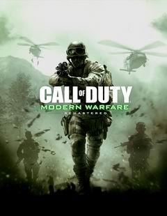 Постер Call of Duty: Modern Warfare Remastered