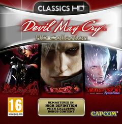 Постер Devil May Cry HD Collection