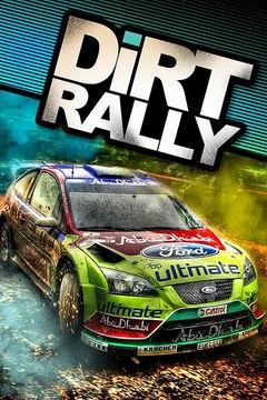 Постер DiRT Rally